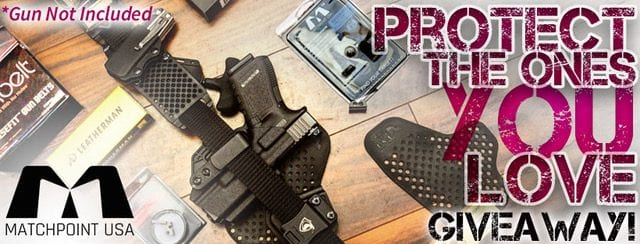 february giveaway protect the ones you love tactical hunting gear