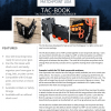tactical mounting book for safety and tactical gear matchpoint usa