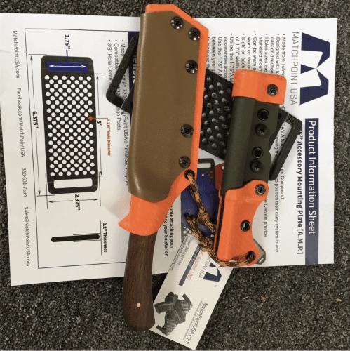 Scott's Custom Kydex Knife Sheaths